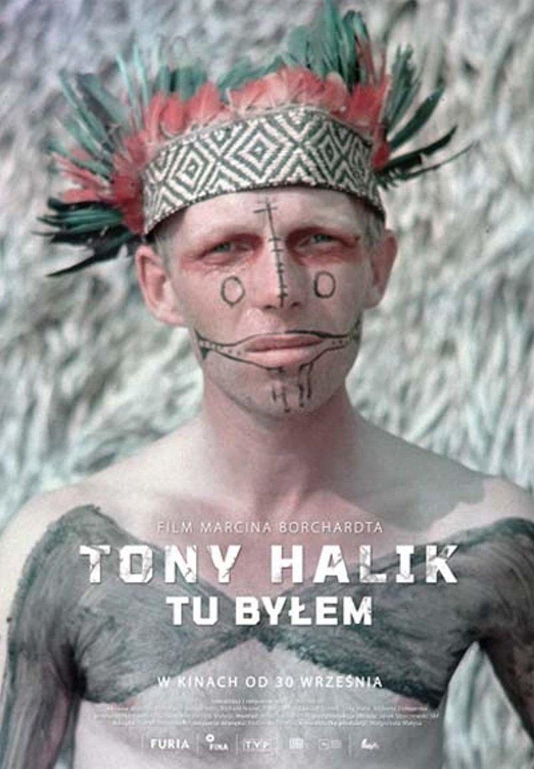 Tony Halik. Tu Bylem
