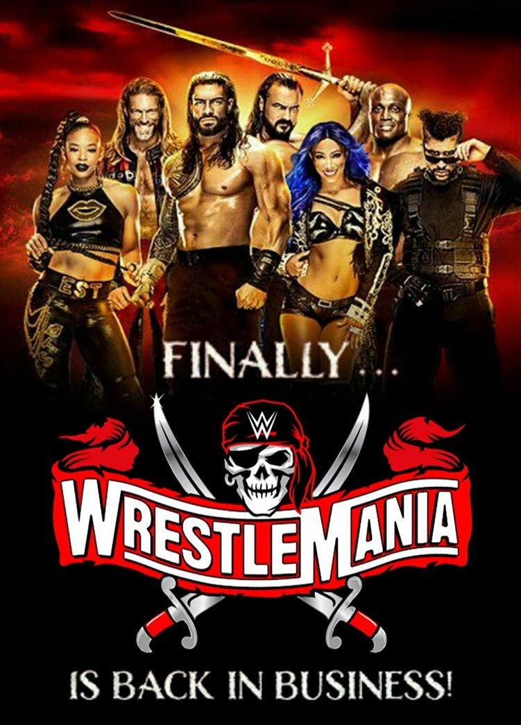 Wwe : Wrestlemania 37