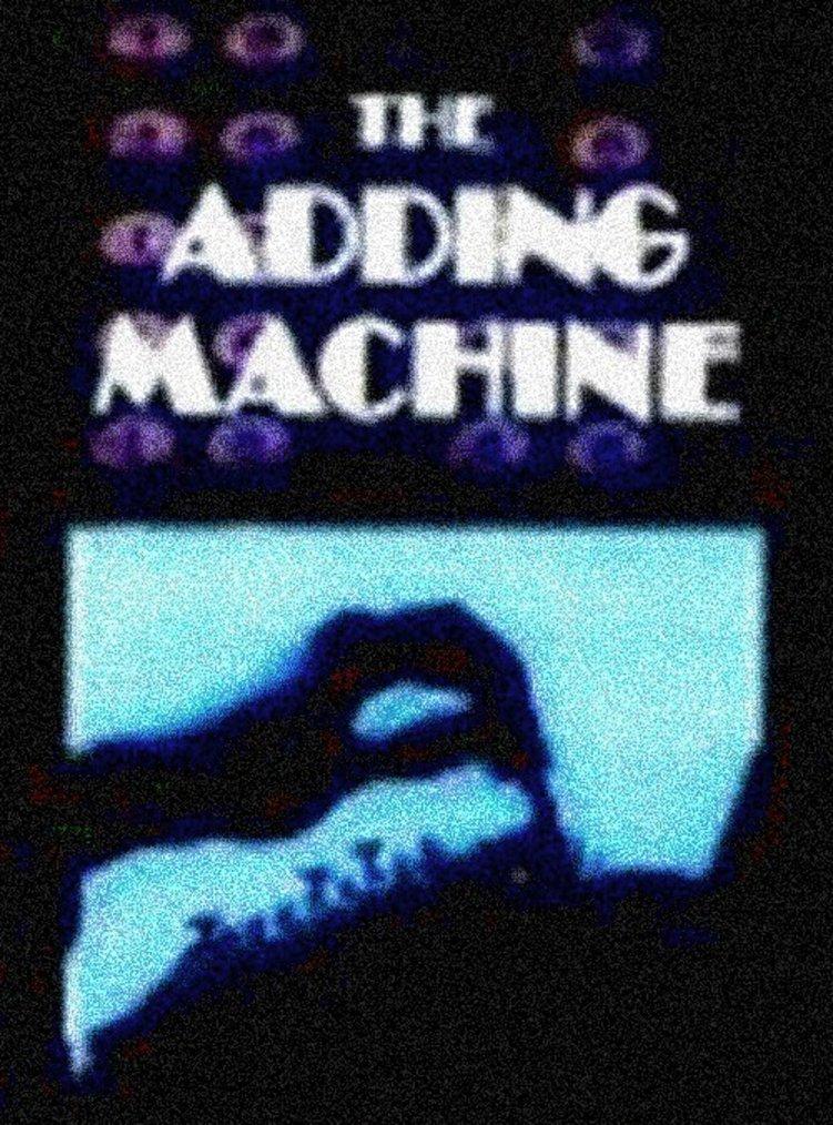 The Adding Machine
